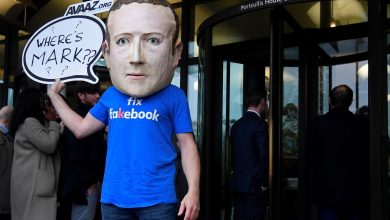 Photo of Upended by frat boys: International lawmakers slam Facebook's effect on politics