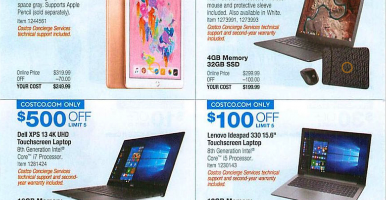 Costco Black Friday 2018 deals: $800 Surface Pro bundle