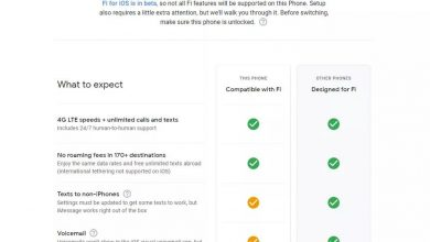 Photo of Here's how Google Fi will work with iPhones