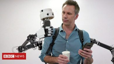 Photo of Robot backpack: How this Fusion bot aids collaboration