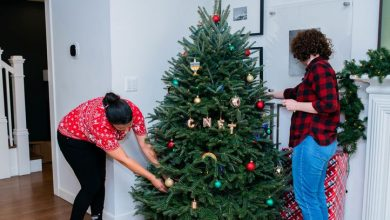 Photo of Unboxing the first Amazon Christmas tree