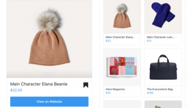 Photo of Instagram courts Black Friday and holiday shoppers with new shopping features