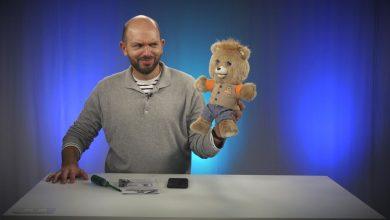Photo of Paul Scheer finds Teddy Ruxpin a bit unsettling – Video