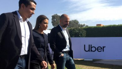 Photo of Uber launches bus-booking service in Egyptian capital