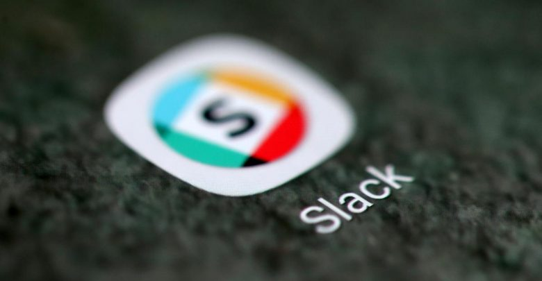 Exclusive: Chat-service firm Slack taps Goldman Sachs to