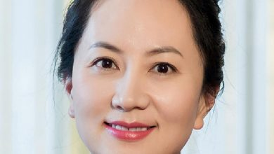 Photo of Canada frees CFO of China's Huawei on bail