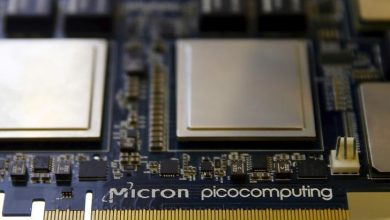 Photo of Micron misses sales estimates as chip supply glut hurts prices