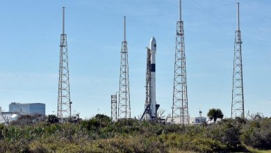 Photo of SpaceX to try again to launch U.S. satellite in first national security mission