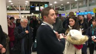 Photo of Gatwick Airport: Drone sightings cause delays