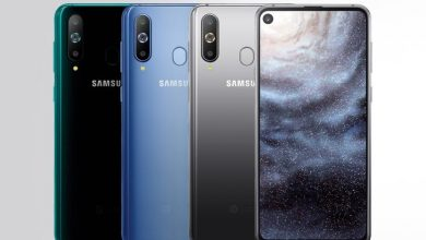 Photo of Samsung's A8s is its first phone with an Infinity-O hole-punch display