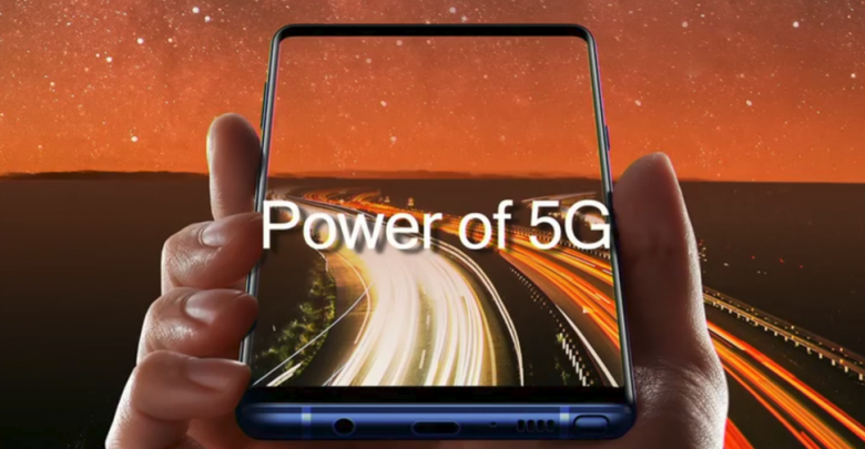 Samsung and LG are reportedly bringing their 5G phones to