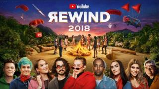 Photo of YouTube Rewind 2018 becomes site's second-most disliked video