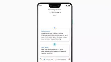 Photo of Google call screening transcriptions start rolling out to Pixel owners