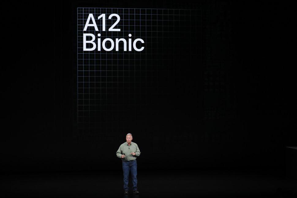 A12 Bionic  apple-event-091218