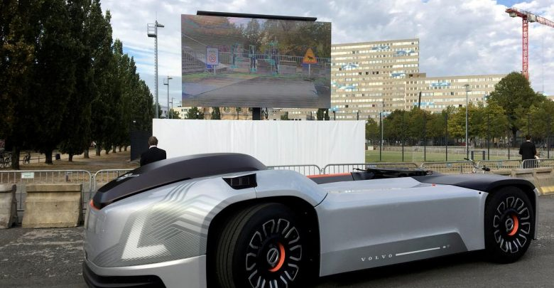 Volvo's self-driving car venture gets nod to test on Swedish
