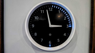 Photo of Amazon stops selling Echo Wall Clock due to connectivity issues, says report
