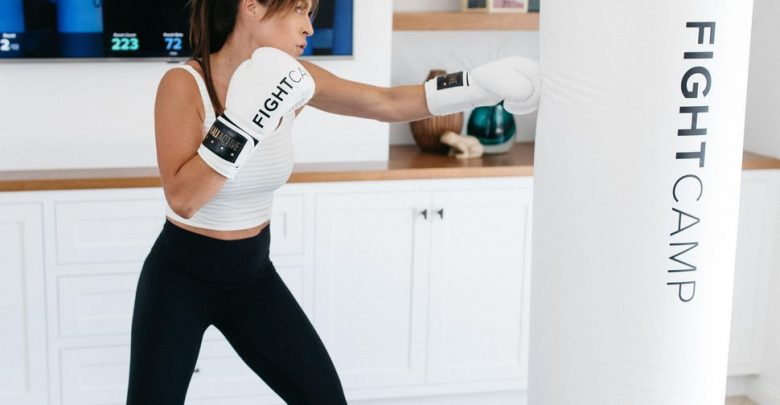 FightCamp brings home studio boxing to CES 2019 - Breaking Tech News