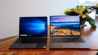 Photo of Huawei's new MateBook 13 sets its sights on the MacBook Air
