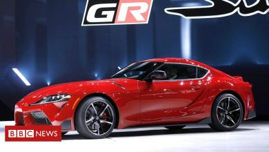 Photo of Detroit auto show: Supercharged cars dazzle on debut