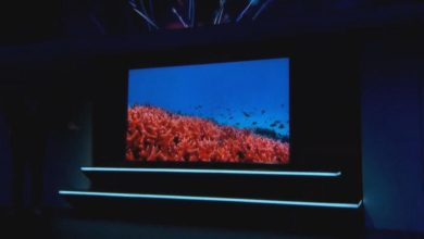 Photo of Samsung shows off this 98-inch QLED 8K TV – Video