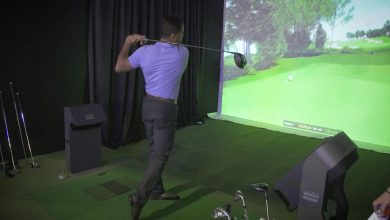 Photo of Baseball, tennis and golf simulators show you how to compete at CES 2019 – Video