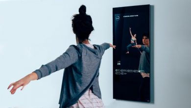 Photo of Let Mirror guide you through your home workouts