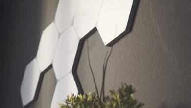 Photo of Nanoleaf debuts hexagon-shaped light panels at CES 2019