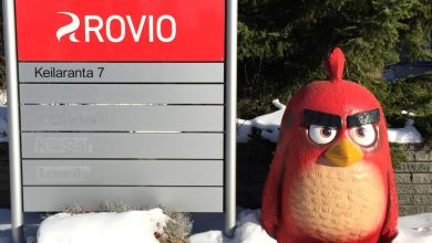 Photo of Angry Birds maker Rovio sees sales growth in 2019 after weak fourth quarter