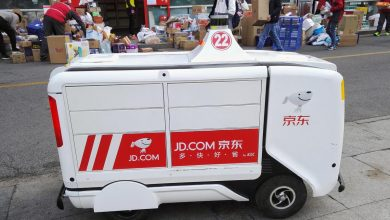 Photo of China's JD.com posts 22 percent rise in quarterly revenue