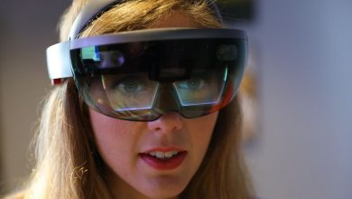 Photo of Microsoft appears to tease HoloLens 2 in trippy video ahead of MWC