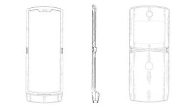 Photo of Motorola will sell its first foldable phone, likely the Razr, this summer