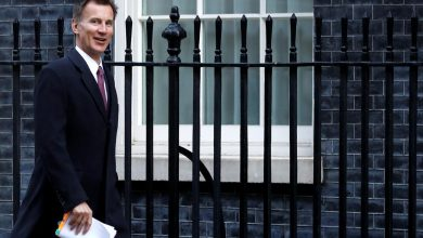 Photo of Britain's Hunt promises 'doctrine of deterrence' against cyberattacks on democracy