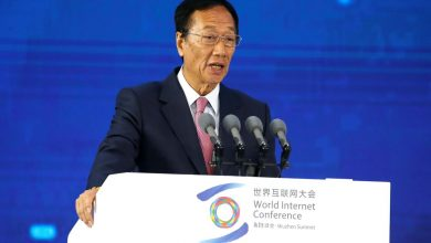 Photo of Taiwan's Foxconn says unlikely to suffer loss from Microsoft lawsuit
