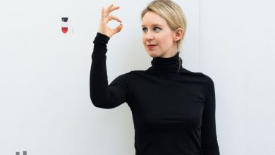 Photo of HBO Theranos doc's director: Elizabeth Holmes is like Steve Jobs and Scientology