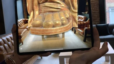 Photo of Apple's newest AR app lets you visit the State of Liberty anywhere