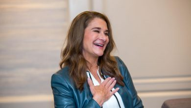 Photo of Melinda Gates says US is 'a long way from equality' for women