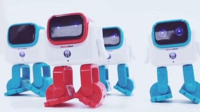 Photo of The adorable Dancebot dancing Bluetooth speaker is $32.49