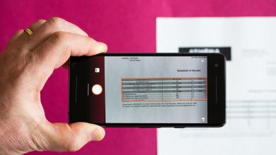 Photo of Use your phone to turn a photo of data into a Microsoft Excel spreadsheet in a snap