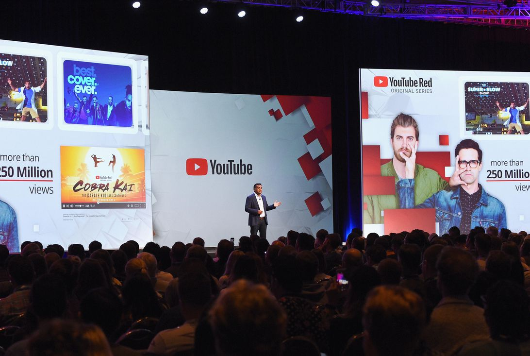 YouTube at VidCon - Day 1