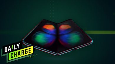 Photo of Galaxy Fold set for September relaunch (The Daily Charge, 7/25/2019) video