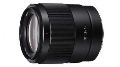 Photo of Sony brings an FE 35mm f1.8 into the fold