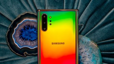 Photo of The Galaxy Note 10 gets rid of the Bixby button, finally