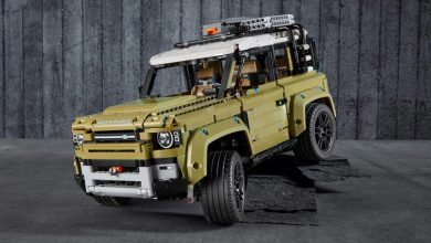 Photo of 2020 Land Rover Defender gets the Lego treatment