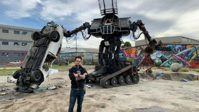 Photo of Now's your chance to buy a massive Megabots battle mech