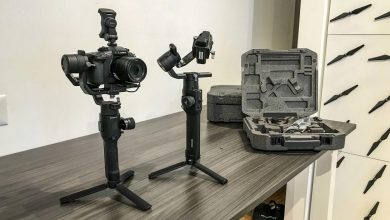 Photo of DJI Ronin-SC stabilizer is a smooth mover for mirrorless cameras