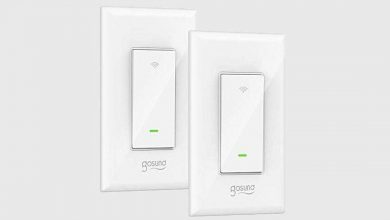 Photo of Get a pair of smart Wi-Fi light switches for $21.79
