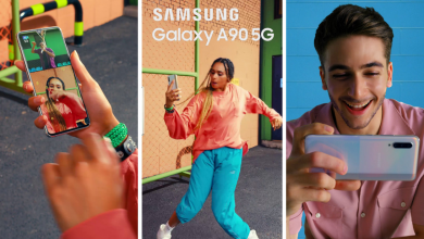 Photo of Samsung's next 5G phone is the Galaxy A90 5G, leaks say