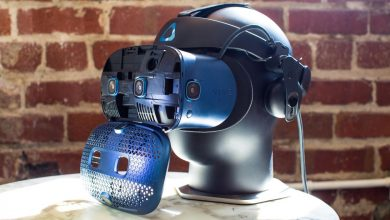 Photo of HTC Vive Cosmos VR hands-on: $699 and inside-out tracking