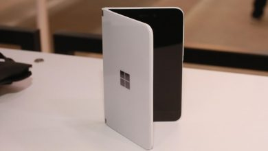 Photo of Microsoft says its Surface Duo phone isn't really a phone — here's why