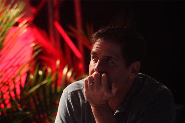 Mark Cuban at CNET's Next Big Thing panel at CES 2013